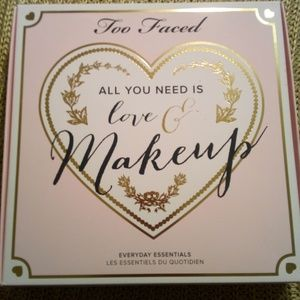 TOO FACED ALL YOU NEED IS LOVE MAKEUP